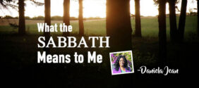 A Day of Rest and Service (What the Sabbath Means to Me, #9)