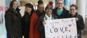 Young Adult Mission Project Focuses on Three Philadelphia University Campuses
